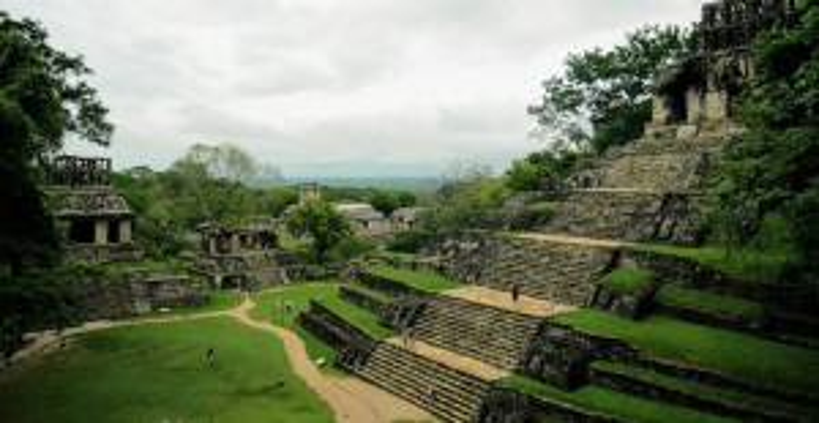 En Gelişmiş Maya Kenti: Palenque! - 1