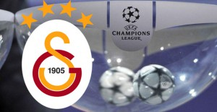 İşte Galatasaray'ın Şampiyonlar Ligi'ndeki Rakipleri - 1