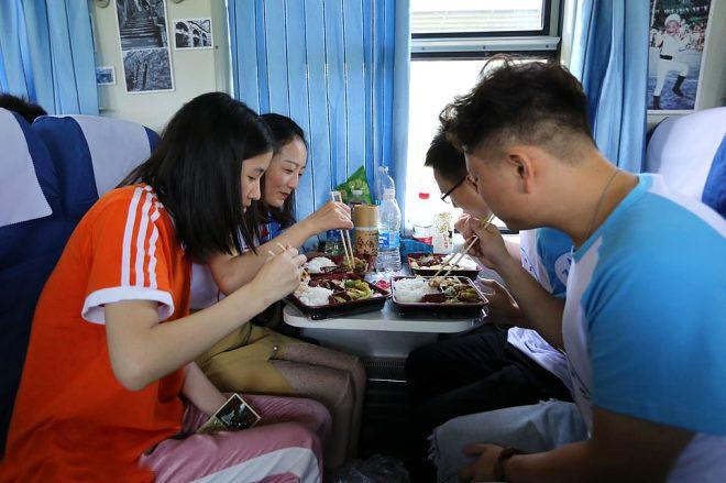 Çinde Evlilik Sorununa İzdivaç Treni İle Çözüm! - 1