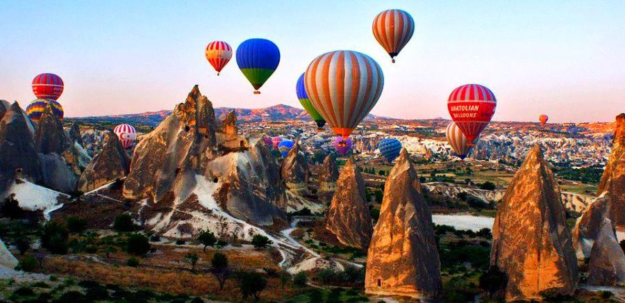 Büyülü Dünya Kapadokya ! - 1