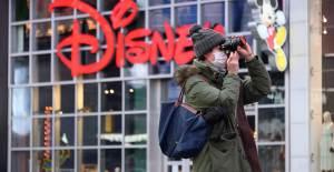 Disney Stüdyolarına Yıldırım Düştü - 1