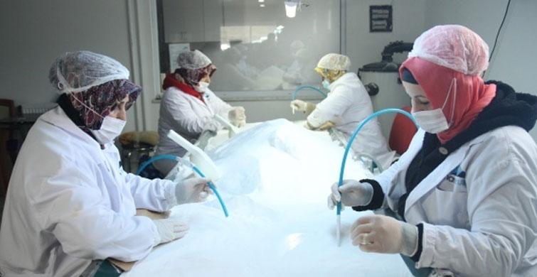 Türkiye'den Dünyaya Satılıyor ! Coronavirüsüne Karşı Kullanılacak - 2