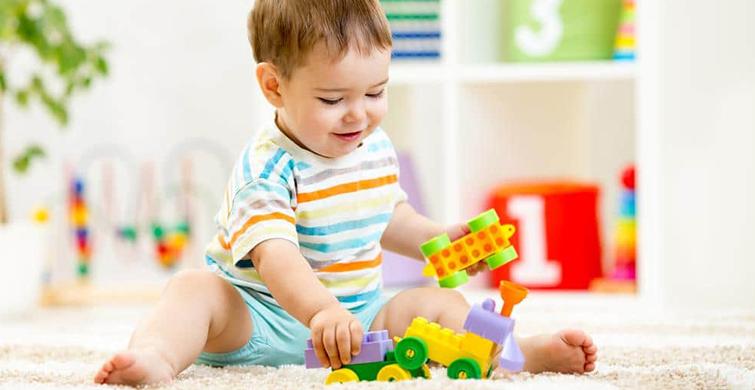 Bebeklerin İlgisini Çekebilecek Oyuncaklar - 1