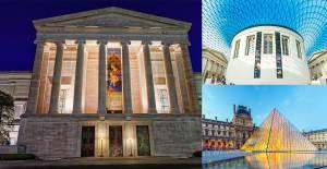 Dünyanın En Fazla Ziyaret Edilen 7 Müzesi! - 1
