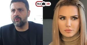 Ece Erken'in Sevgilisi Şafak Mahmutyazıcıoğlu, Muhabirlerin Üzerine Yürüdü! - 1