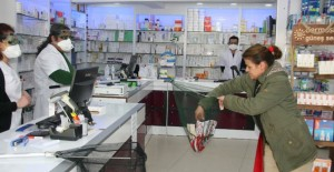 Eczanede Coronavirüse Karşı Görülmemiş Önlem - 1
