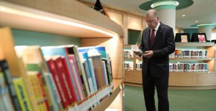 Cumhurbaşkanlığı Millet Kütüphanesi Bugün Açılıyor - 1