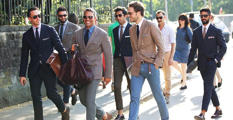 Erkekleri Çekici Gösteren Giyim Tarzları - 1