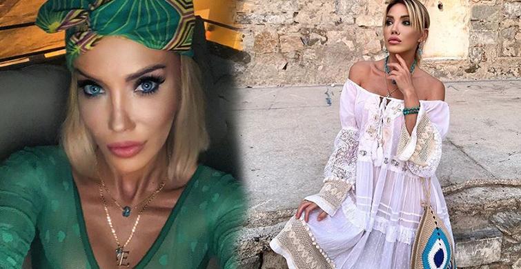 Esra Ersoy, Reynmen'in Ela Şarkısına Çektiği Klipte Soyundu - 1