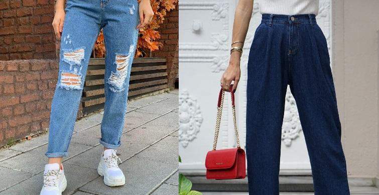 Mom Jeansler Nasıl Kombin Edilir? - 1