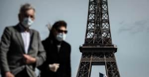 Fransa'da Covid-19'dan Can Kaybı 29 Bin 407'ye Çıktı - 1
