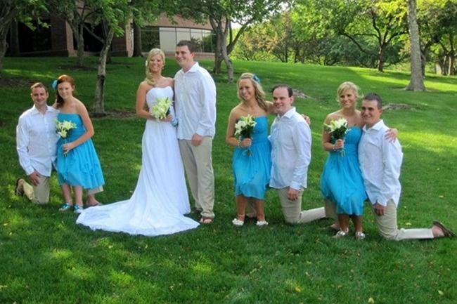 Bir Düğün Fotoğrafçısının Beklenmedik Bir Şey Yakaladığı 11 Durum - 2
