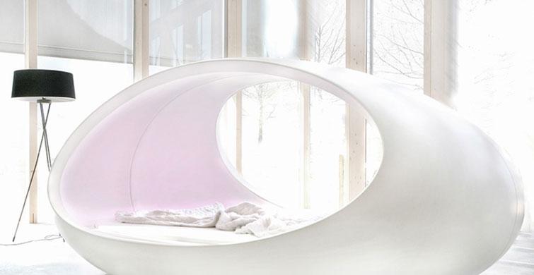 Yatmak İsteyeceksiniz! Konforlu ve Sıradışı 8 Yatak Modeli - 1