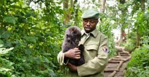 Virunga Belgeseli Film Oluyor - 1