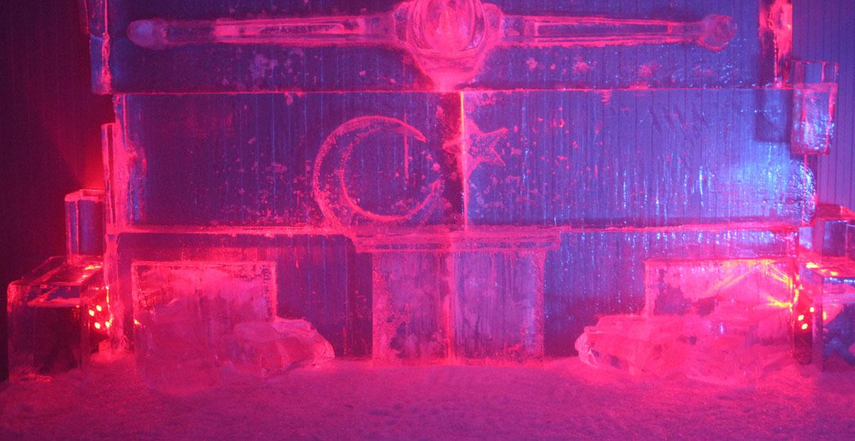 Türkiye'nin Tek Buz Müzesinde 15 Temmuz Sergisi - 2