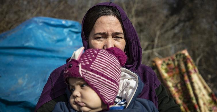 Mültecilerin Tek Hedefi Avrupa - 1