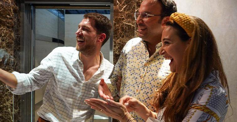 Gupse Özay'ın Yeni Filmi Eltilerin Savaşından İlk Kareler - 1