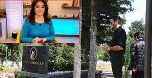 Oya Aydoğan Ölüm Yıldönümünde Mezarı Başında Anıldı - 1
