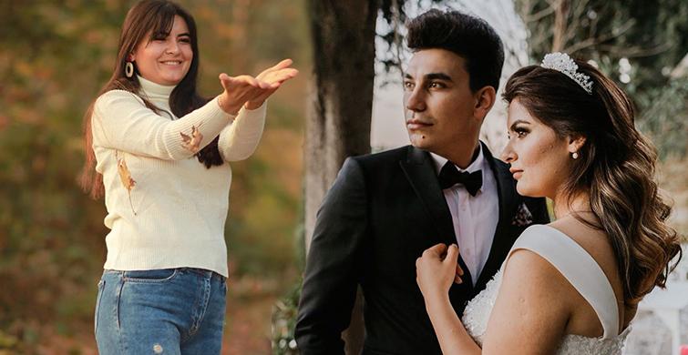 Hanife Gürdal Instagram Hesabından Düğün Davetiyesini Paylaştı - 1
