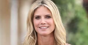 Heidi Klum Karantinada Saç Boyattığı Paylaşım İle Sosyal Medyayı Salladı - 1