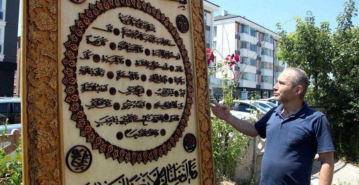 Ayasofya Camii'ne Hediye Etmek İstiyor! 300 bin TL'lik Teklifi Kabul Etmedi - 2