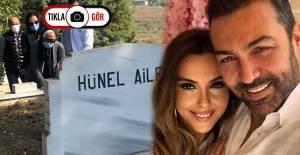 Aslı Hünel ve Saruhan Hünel'in Babası Mehmet Fevzi Hünel, Son Yolculuğuna Uğurlandı - 1