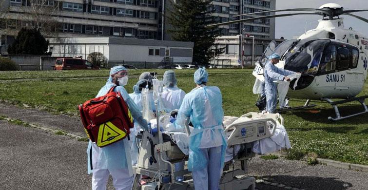 Fransa'nın Yüzde 26'sı: Coronavirüs Laboratuvar Üretimi - 2