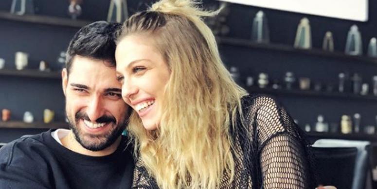 İdo Tatlıses Ve Yasemin Şefkatli Çifti Aşklarını Sosyal Medya Hesaplarından Haykırdı - 1