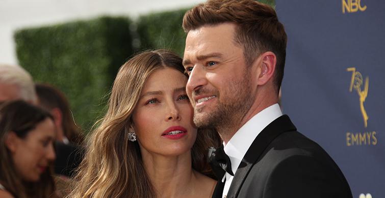 Justin Timberlake ile Jessica Biel Aldatma Haberlerinin Ardından İlk Kez Görüntülendi - 1