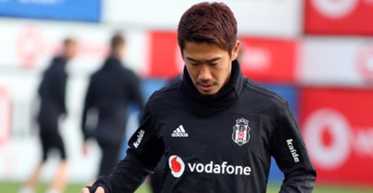 Beşiktaş'ın Yeni Transferi Shinji Kagawa İlk Antrenmanına Çıktı - 1