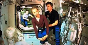 Uzayda Astronatların Yaşamı Hakkında 10 Bilgi - 1