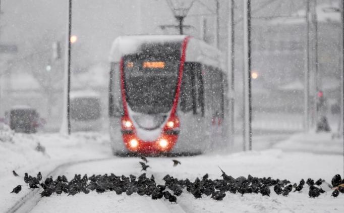Meteoroloji Yoğun Kar Yağışına Karşı Uyardı - 1
