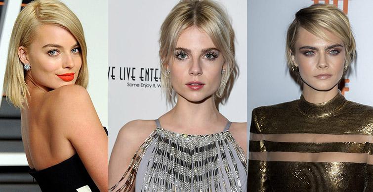 Kısa Saç Severlere İlham Verecek 10 Kısa Saçlı Ünlü - 1