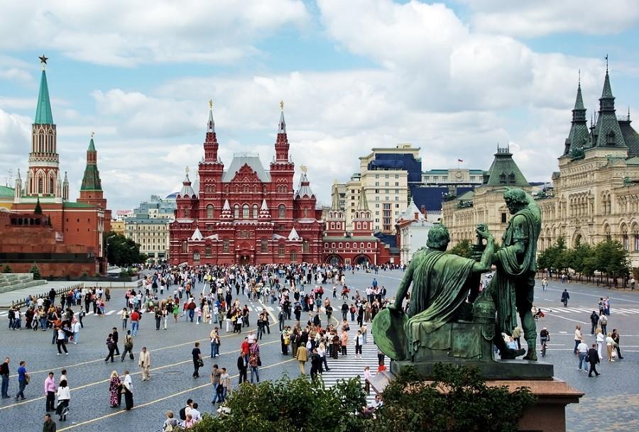 Rusya'nın Başkenti Moskova'da Gezilecek Yerler Listesi! - 2