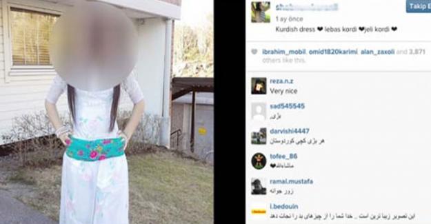 Kürt Güzeli Instagram'ı Salladı! Yok Böyle Bir Güzellik - 1