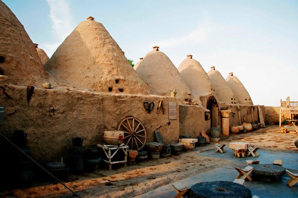 Tarihi Kümbet Evleri, Yerli Yabancı Turist Akınına Uğruyor - 2