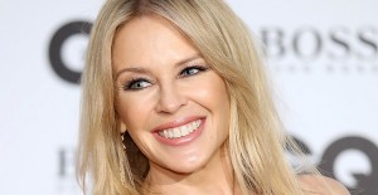 Kylie Minogue Avustralya'nın Yüzü Oldu - 1