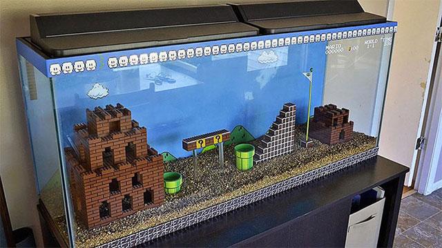 Legolardan Hazırlanmış 20 Sıra Dışı Dekor Ürünü - 1