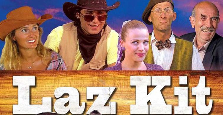 Tugba Özay ve Çılgın Sedat'ın Filmi Laz Kit Hüsrana Uğrattı - 1