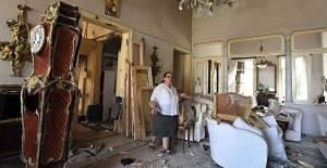 Patlamanın Ardından Lübnan: Binlerce Kişi Evsiz - 1