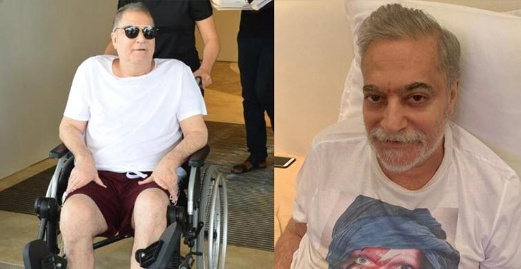 Mehmet Ali Erbil Yeniden Yoğun Bakıma Alındı - 1