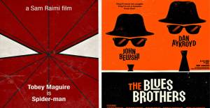 Minimal Film Posterleri - 1