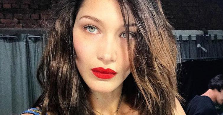 Bella Hadid'in Güzellik Sırrı - 1