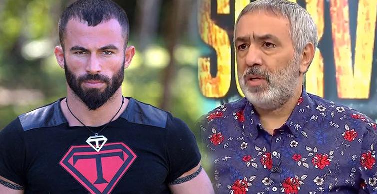 Turabi Kendisini Tehdit Eden Survivor Panorama Sunucusu Murat Özarı'ya Ateş Püskürdü - 1