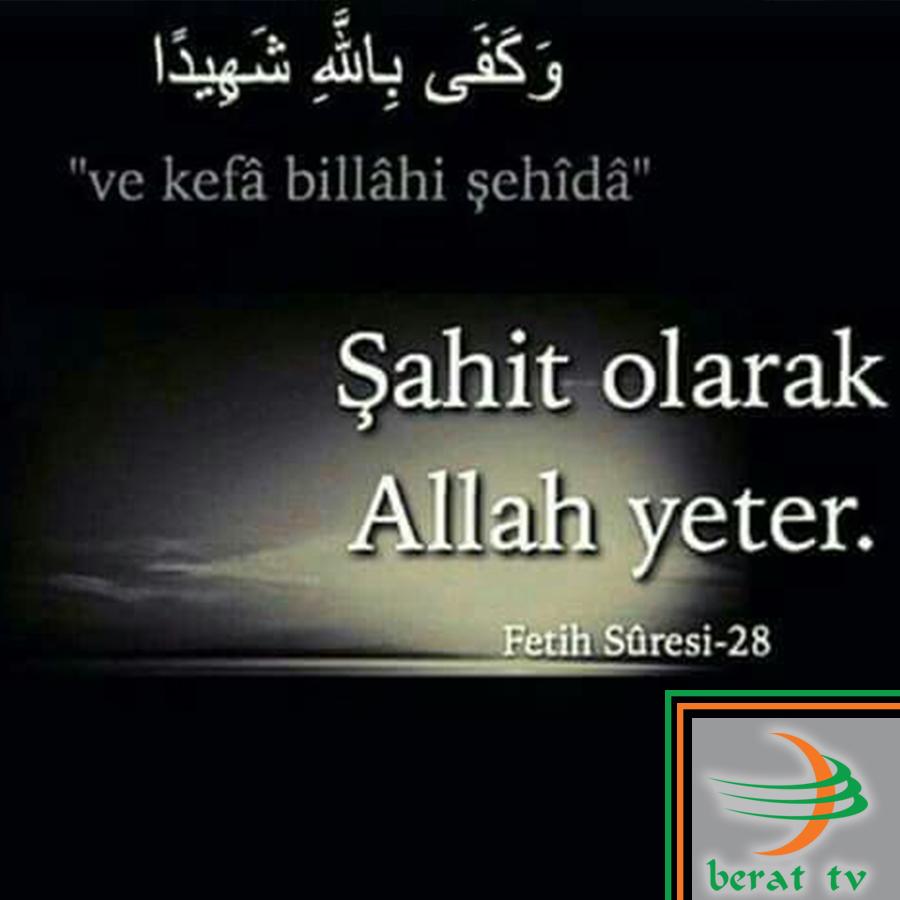 Ramazan Ayına Özel Dini Sözler! - 1