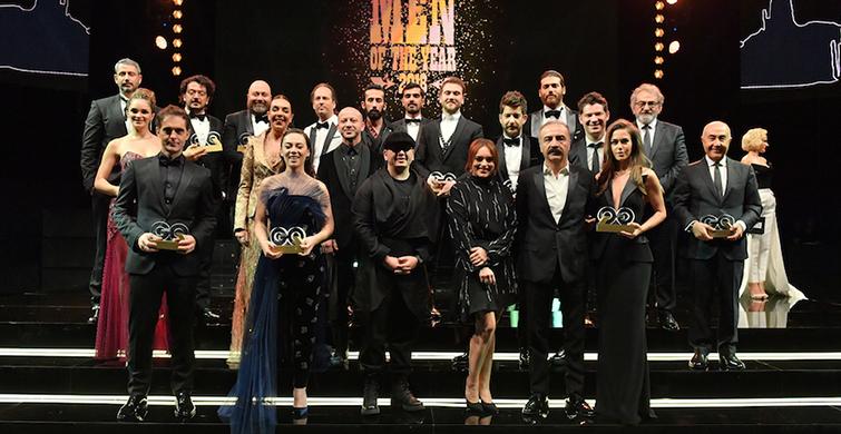 GQ Men Of The Year 2018 Ödül Töreni - 1