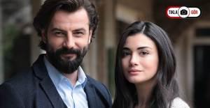 Özge Yağız'dan Gökberk Demirci'ye Romantik Kutlama - 1