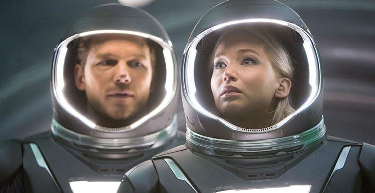 Passengers Filmi Bu Akşam Show TV'de - 1