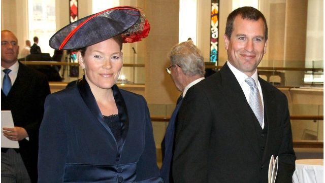 II. Elizabeth'in torunu Peter Phillips ve Eşi Autumn Kelly Boşanıyor - 2
