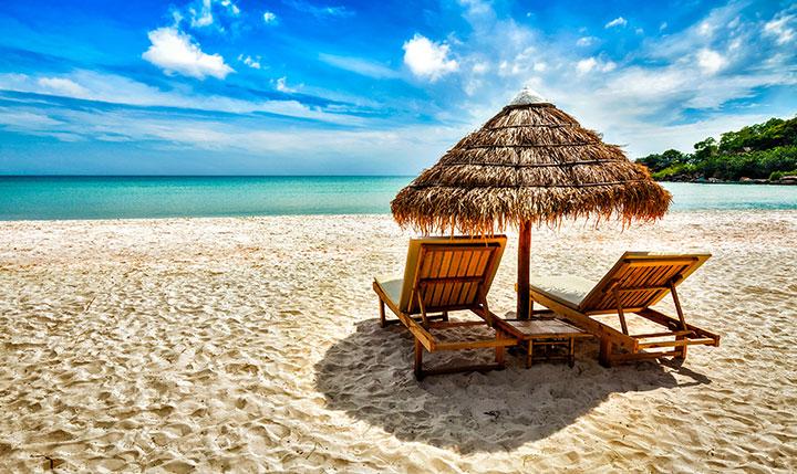 Türkiye'den 2 Plaj Dahil! Instagram'da En Çok Paylaşılan 12 Plaj - 1